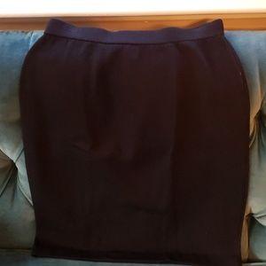 St John sweater skirt